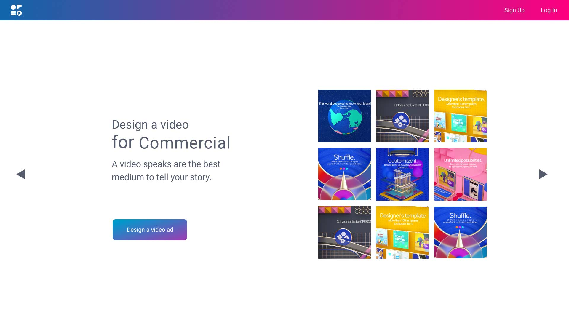 Commercial Maker | Offeo